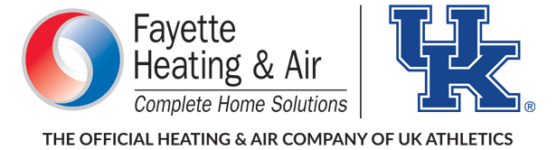Fayette Heating and Air official partner UK Athletics